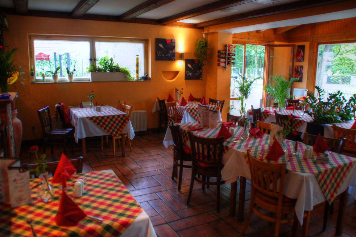 Casa Romana – Das italienische Restaurant